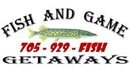 Fish and Game Getaways in Northern Ontario